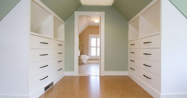 built ins for attic rooms - Google Search