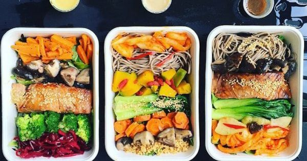 Complete List Of Healthy Lunch Delivery In Singapore For Busy Days Lunch Healthy Delivery Healthy Lunch