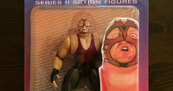 New Wwe Superstars Vader Bone Crunching Action Figure