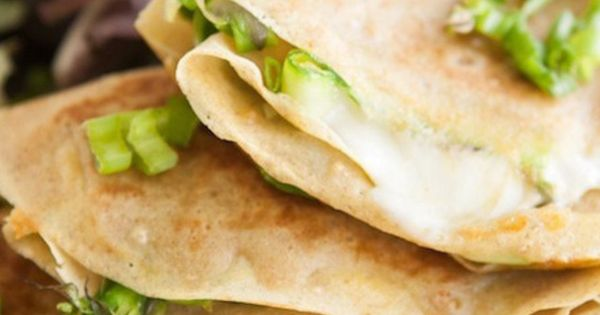 Grilled cheeses, Asparagus and Crepes on Pinterest