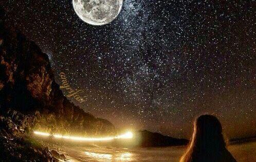 Luna dile que yo tambien paso noches de desvelo por ella for En que ciclo lunar estamos hoy