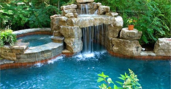 Master Pools Guild Water Feature Pools Amp Spas Islands