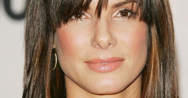 Medium Length Hair Styles 2013 ~ Medium Hairstyles. Sandra Bullock. Love her!!
