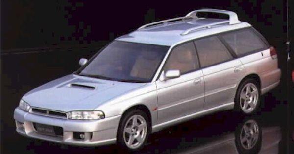 Subaru Legacy Station Wagon Rear Spoiler Must Go Subaru Legacy Station Wagon Subaru
