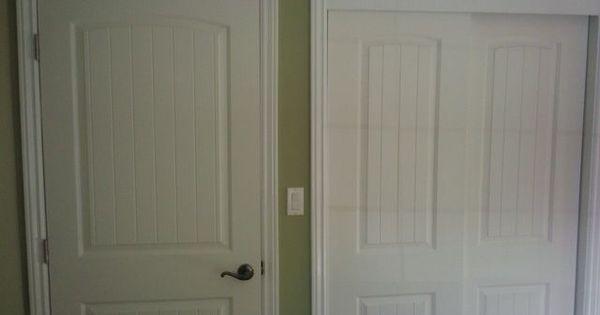 Beadboard Doors Two Panel Interior Door And Closet Doors