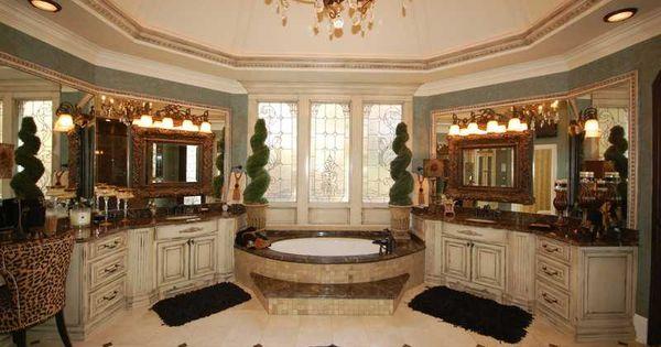 Black And Gold Bathroom Note Cheetah Chair Dream House