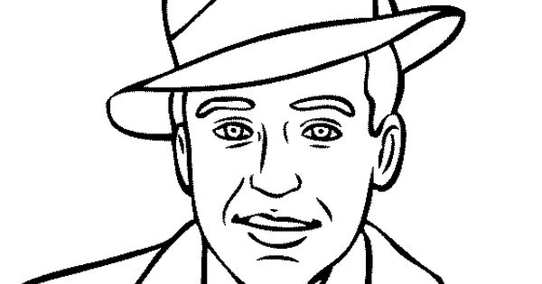 100 free coloring page of langston hughes color in this picture of langston hughes and share it with others today homework club pinterest langston