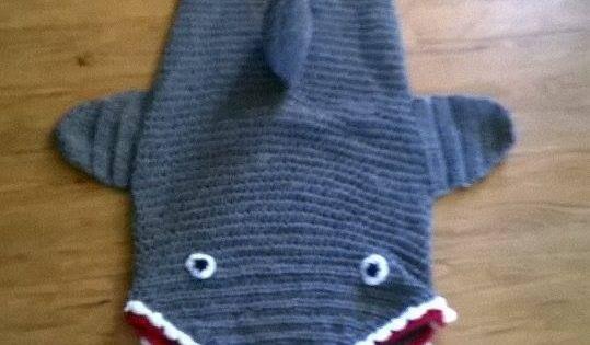 Free Crochet Patterns Shark Blanket : Shark Crochet Pattern Free Tutorials Best Ideas Patterns ...