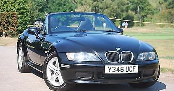 Ebay 2001 Bmw Z3 1 8 Roadster Convertible Only 57 000 Miles