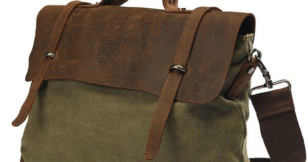 Bolsa De Ombro Masculina Vintage : Barato masculino bolsa de ombro mensageiro laptop homens
