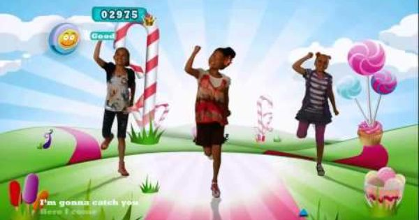 Just Dance Kids 2 I M Gonna Catch You 7 020 Score
