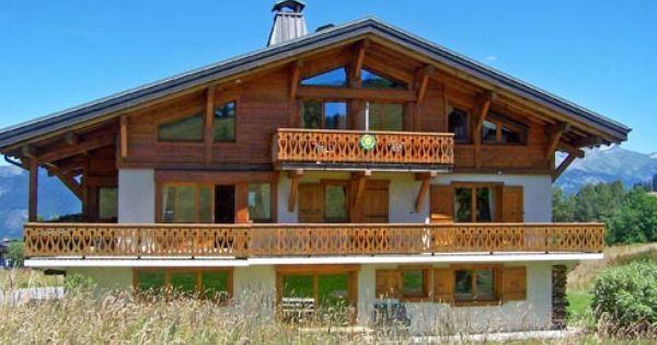 Epingle Par Hopebellawhoopi Sur Haus Avec Images Location Chalet Combloux