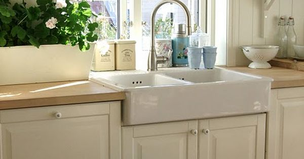 Farmhouse Sink Colors : ... kitchen Pinterest Farm house sink, Kitchen colors and Farmers sink