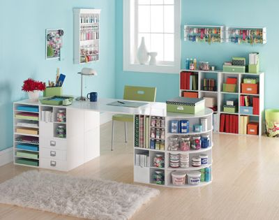 Scrapbook Room Idea
