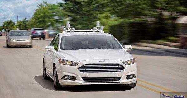 مارك فيلدز يصر ح أن فورد ستقوم بالمزيد تعتزم شركة فورد امتلاك سيارات بدون سائقين بالكامل ــــ وبدون عجبة قيادة أو دواسات ــــ على
