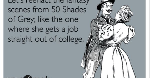 Fifty Shades humor