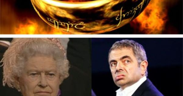 Olympics Opening Ceremony seemed oddly similar to The Lord of the Rings...