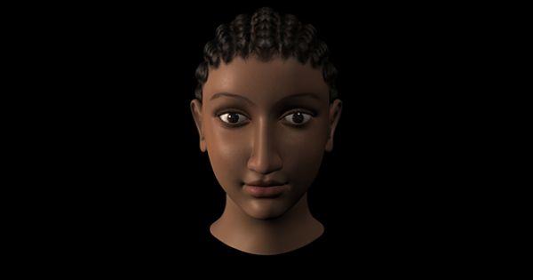 CGI Cleopatra   Cleopatra   Pinterest   Cleopatra, Ebony ... - photo#16