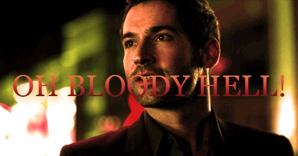 Indeed In 2020 Tom Ellis Lucifer Tom Ellis Dan Stevens