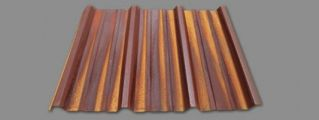 Buy Corten Roofing A606 At Cortenroofing Com Metal Roof Corrugated Metal Roof Rustic Metal