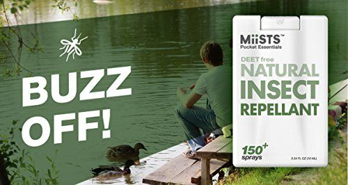 Miists Ultra Slim Insect Repellant 6pack Free Shipping Check