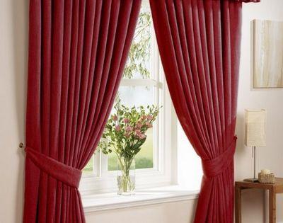 Modelos de cortinas de tela para living dulce for Modelos de cortinas para living