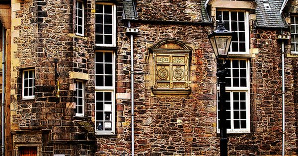 The Writers Museum, just off the Royal Mile, Edinburgh travel