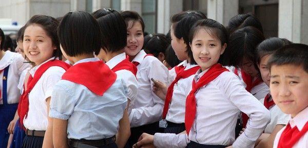 صور اطفال كوريين بنات وصبيان خلفيات اطفال كوريين ميكساتك Coreia Do Norte Cores