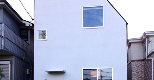 Elva meter hög bostad. I Chiba, Japan | Feber / Hem | pocket 17 ...
