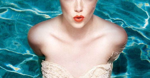 Emma Stone - Glamour Italia July 2012. Kurt Iswarienko ...