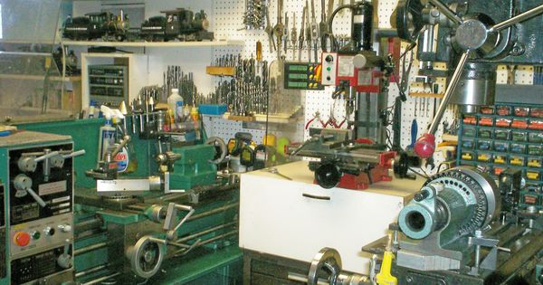 my machine shop current hobbies pinterest shops. Black Bedroom Furniture Sets. Home Design Ideas