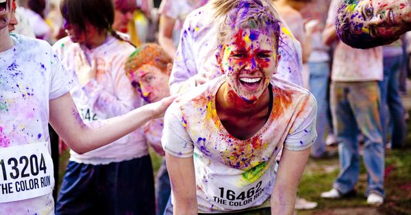 ColorRun!! Doing this on July 1st! So excited!!