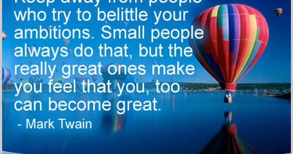 Motivational Quote by Mark Twain health-fitness-motivation