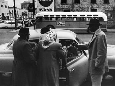 During The Bus Boycott Leaders Of The Montgomery Improvement