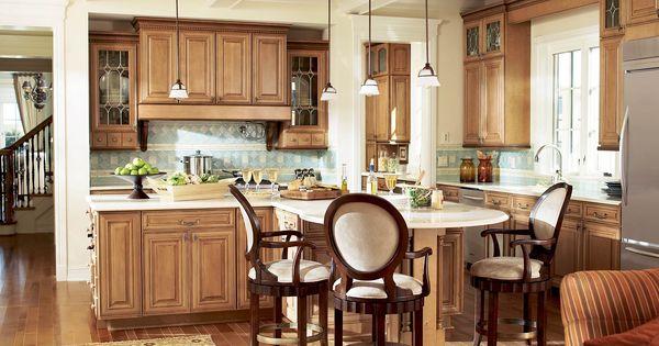 Dark Teal Cabinets Rustic Look Kitchen Dream Home Pinterest Kitchen