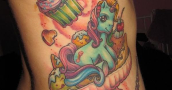 unicorn+tattoo | Unicorn tattoo