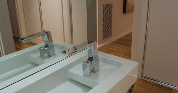 very interesting sink perfect for a powder room cool