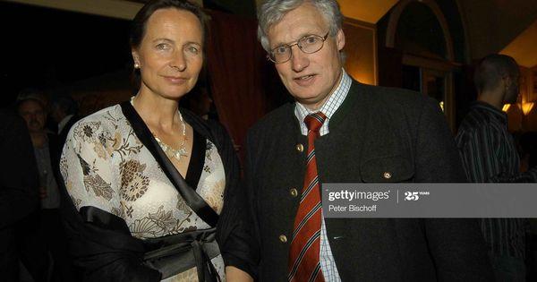 Nachrichtenfoto Prinz Luitpold Von Bayern Ehefrau Kathrin Bayern Ehefrau Prinz
