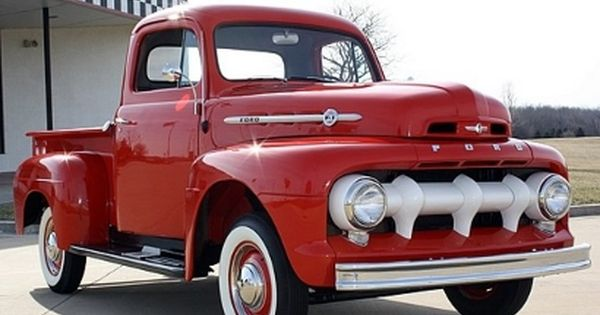 1952 Ford Pickup u0027beautifully restoredu0027 stars in US classic car sale & 1952 Ford F1 Pickup...Re-pin brought to you by #InsuranceAgents at ... markmcfarlin.com