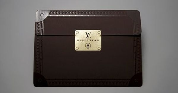 Creation Of The Invitation Design For A Louis Vuitton Event With
