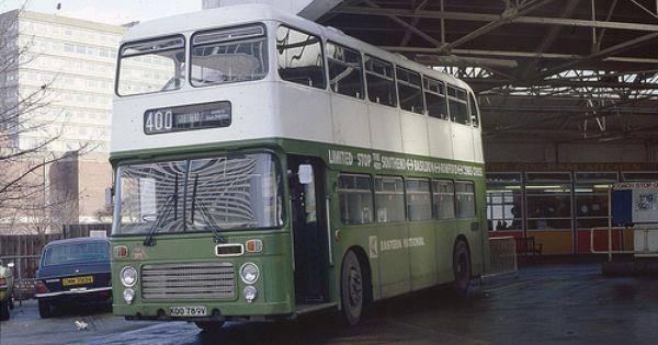 Southend Victoria Eastern National 3071 Bristol Vr Koo789v On 400 Bus Southend Bus Coach