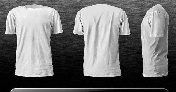 Download Template Kaos Polos Photoshop Gratis Baju Kaos Desain Web Desain Produk