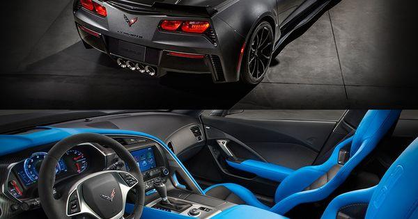 2017 chevrolet corvette grand sport collector edition luxury cars pinterest carro novo. Black Bedroom Furniture Sets. Home Design Ideas