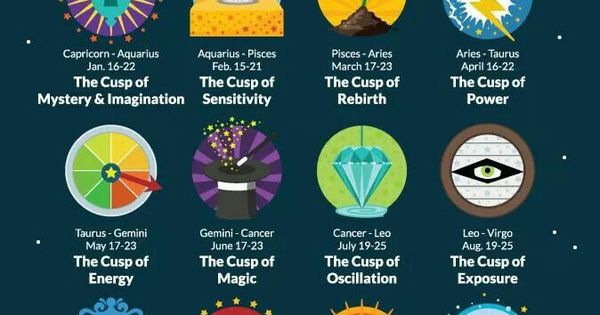 What is cusp in vedic astrology chart