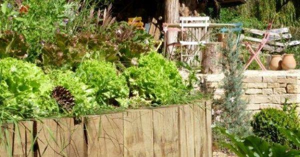 Jardin muret et palissade bois luxembourg muret de for Amenagement jardin luxembourg