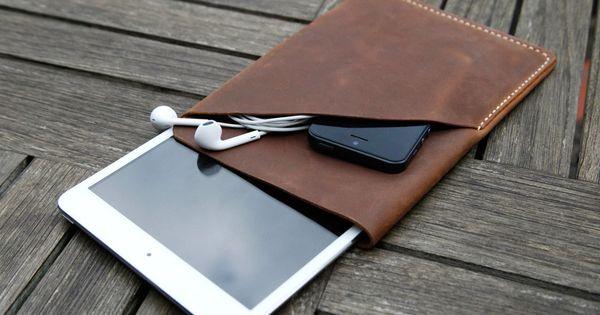 iPad Mini Leather Wallet