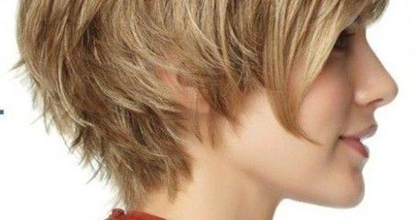 Short Hair Styles For Older Women | Modern Short Shag Hairstyles 2014