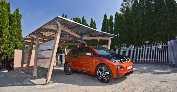 Bmw South Africa Starts Rolling Out Solar Carport Charging For Electric And Plug In Hybrid Models Solar Power Diy Solar Power House Solar