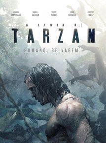 Assistir A Lenda De Tarzan Dublado Online No Mega Filmes Online