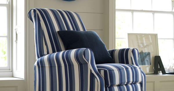 Multiyork Ambleside Recliner Chair In Myk Henley Regatta